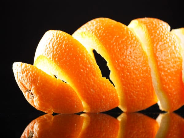 Cellulite can also be known as orange peel due to its dimpled appearance